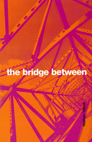 The cover of 'The Bridge Between' by Nathan Vanek.
