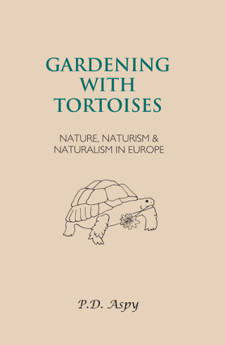 The cover of 'Gardening with Tortoises' by Pippy Aspy.